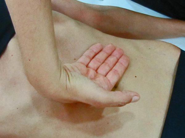 Corso di veda massage