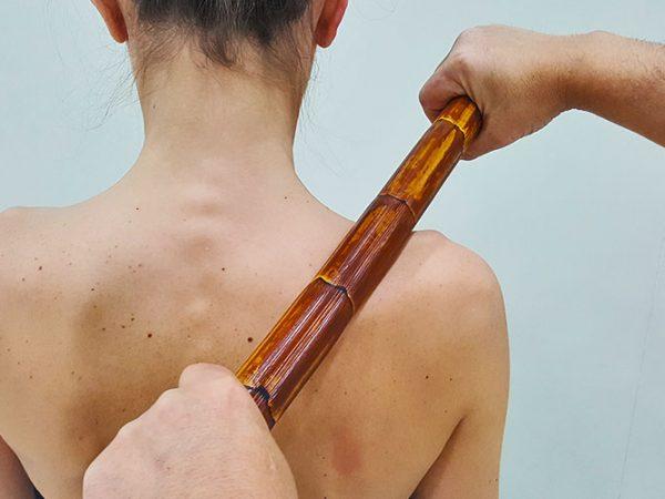 Corso di bamboo massage - Accademia massaggio MWA